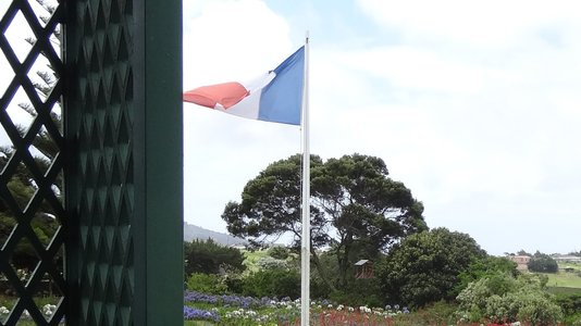 History of French presence on Saint Helena